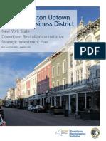 Kingston DRI Plan