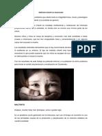 Maltrato Infantil en Guatemala