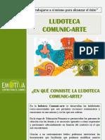 LUDOTECA-COMUNICARTE