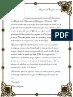 Carta Karen Lozano