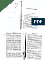 2058 - ANTROPOLOGIA - Hombre Antiguo y Moderno
