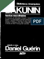 GUÉRIN, Daniel - Mikhail Bakunin_textos escolhidos.pdf