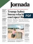 Port AdaPortada del diario la Jornada