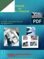 Analisis de Agua y Desague (1)