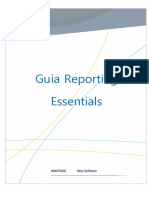 Guia Reporting Essentials