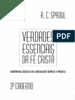 R. C. Sproul - Verdades essenciais da fé cristã - 3º Caderno.pdf