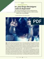 Mente y Cerebro N°89 (Parte) Ketamina Una droga para la depresión