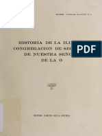 Vargas Ugarte. Historia de la ilustre congregación de seglares de nuestra señora de la o.pdf