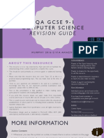 Aqa Gcse 9-1 Revision Guide PDF