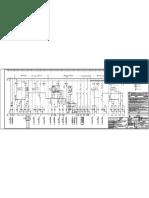 6011-324-326 b 1de1 Plano 95 Esquema de Circuitos Tablero de Aparatos de Maniobra Control de 24vdc