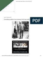 Dictadura Militar_ Dictadura Militar (Un Resumen de Lo Que Paso)