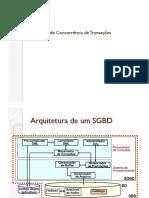 03 - Aula SGBD ProcesssamentoTransacoes