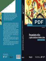 Portada Libro Pensamiento Crítico en América Latina
