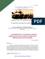 Azzelini - La participación en Venezuela
