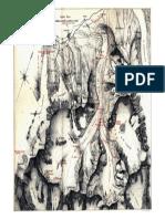 Map - Mer de Glace of Chamounix