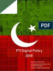 PTI Digital Policy