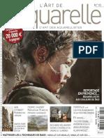 L'Art de l'Aquarelle - March-May 2013