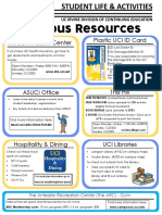 Act - Campus Resources