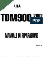 MANUALE TDM 900