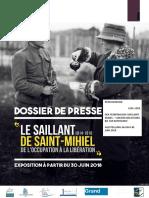 Pressedossier Ausstellung St. Mihiel