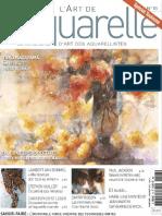 L'Art de l'Aquarelle - June-August 2012