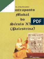 Contraponto Modal do Séc XVI - Palestrina.pdf