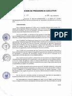 R.P.E N° 299-2017-SERVIR-PE(Guía para Evaluar la Capacitación a nivel de Aplicación)