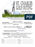 St. Charles Golf Outing 2018