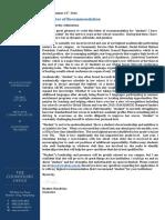 sample letter of recommendation hendrickx
