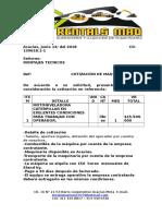 COTIZACION MTZ Motoniveladora (2)