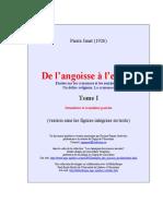 Janet Pierre. - De l'angoisse à l'extase, tome I, p. 2_ Les croyances_ p. 3_ Les troubles intellectuels dans le délire religieux