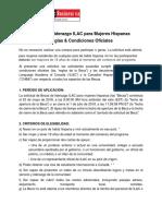 ILAC CHBA Reglas y Condiciones Espanol 2.0