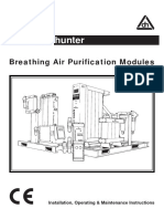 Dom Hunter Dessicant Dryers Manual