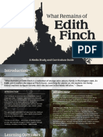 what remains of edith finch - media guide final  1