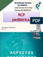 rcp pediatrico presentación