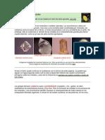 Estructura de Los Cristales