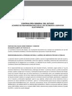 Archivo  Contraloria