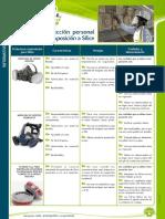 Afiche Comprimido EPP SILICE