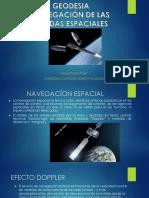 Sondas espaciales