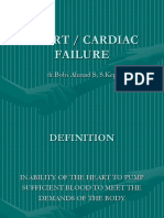 Heart Atau Cardiac Failure