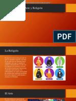 La Influencia De La Religión En El Arte.pptx