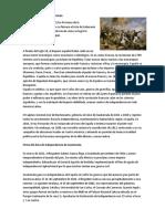 La Independencia de Guatemal1