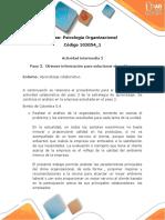 Paso 3 - Obtener Información Para Solucionar El Problema _vigdys Rosas