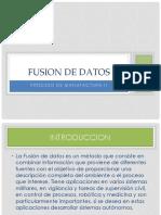 Fusion de Datos Presentacion