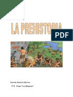 PROYECTO Viaje a la Prehistoria