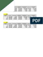 Plantillas Costos y Cotizaciones