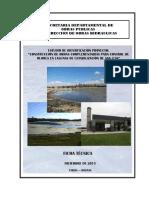 Resumen Ejecutivo - Control de Olores 2015