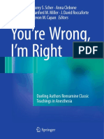 2017 Book You Are Wrong, I Am Right