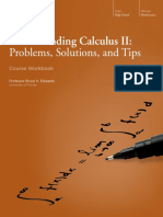160821 Great Courses Calculus II