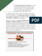 Los carbuhidratos.docx